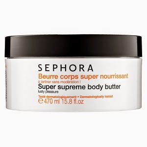 sephora super supreme body butter