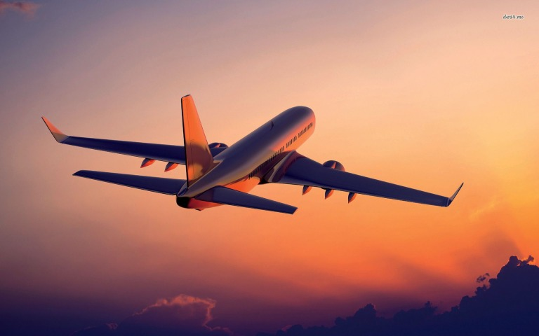 22137-airplane-in-the-sunset-1680x1050-aircraft-wallpaper