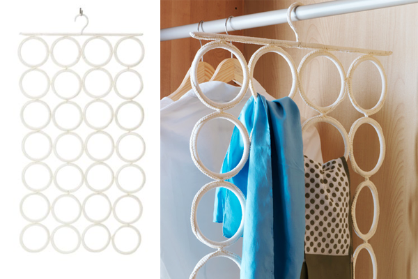 How to organize your clothes and accessories for Ikea complementi
