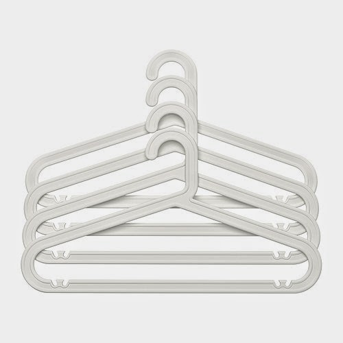 How to organize your clothes and accessories for Wooden hangers ikea