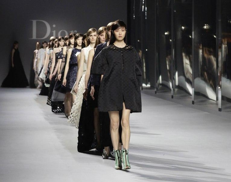 Dior Haute Couture Spring Summer 2014