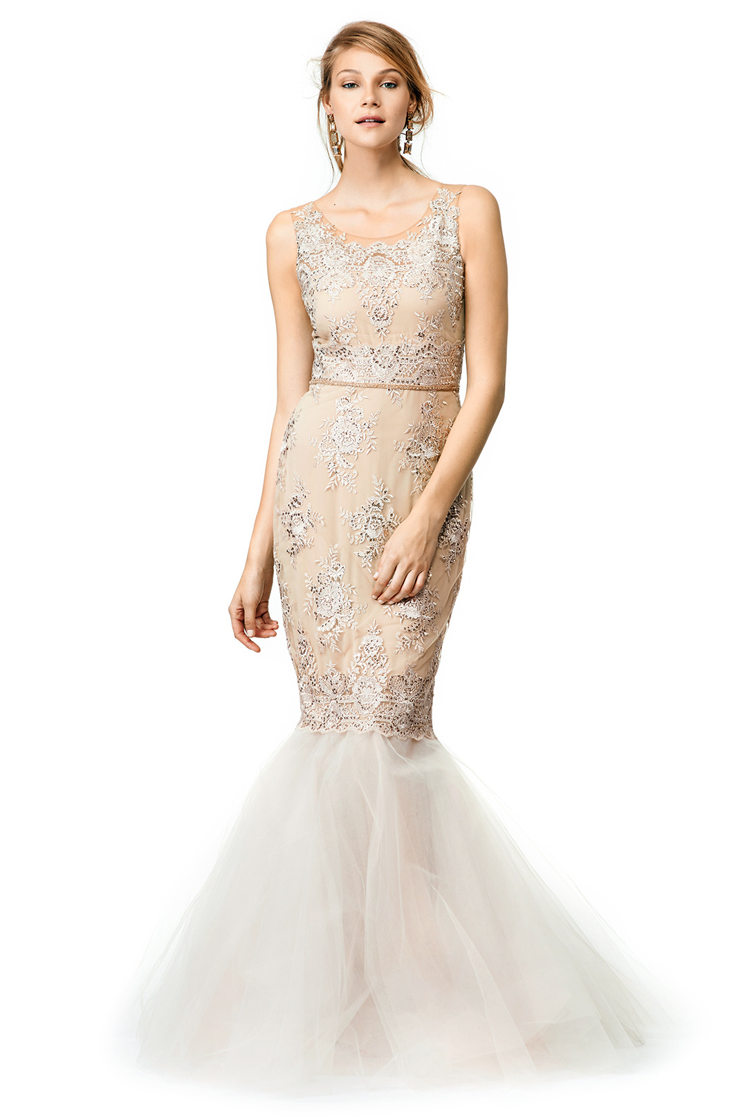 How to find a wedding dress on a budget fashionistabudget for Marchesa wedding dresses prices
