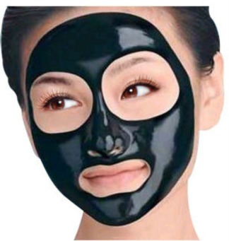 New-2013-NEW-Deep-Cleansing-purifying-peel-off-Black-mud-face-mask-Remove-blackhead-black-facial