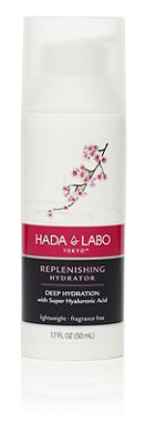hada labo replenishing hydrator