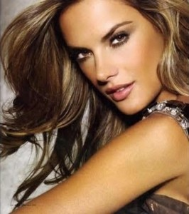 How-To-Highlight-And-Contour-Your-Face-with-Makeup-Alessandra-Ambrosio-266x300