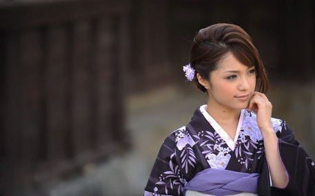 Kimono-Japanese-Girl-Wallpaper