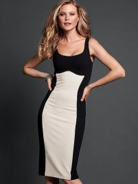 Victorias-Secret-Colorblock-Racerback-Dress