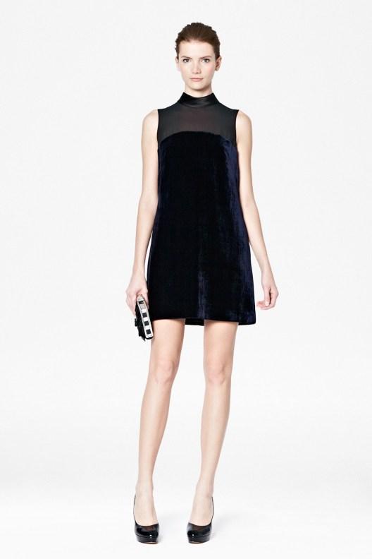 Vivienne-Velvet-A-Line-Dress