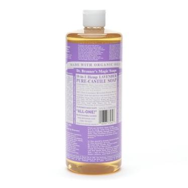 dr bronners castile soap