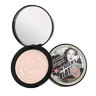 soap & glory one heck of a bloat powder