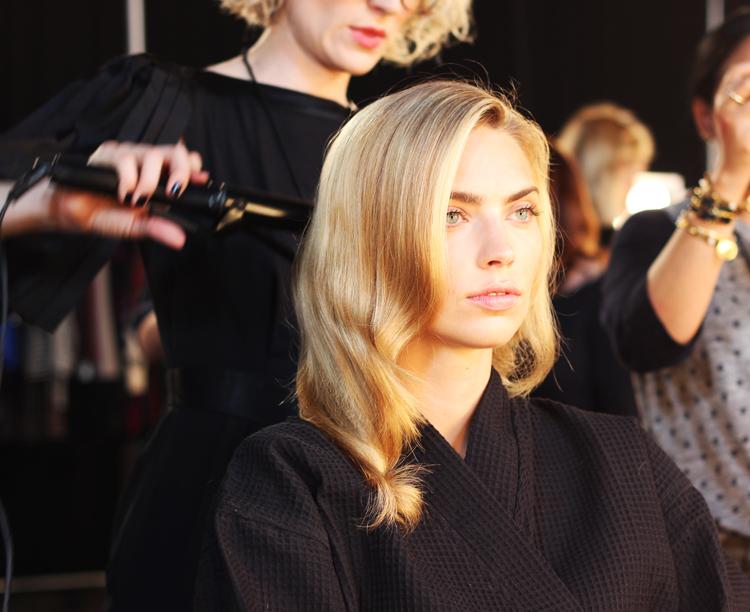 model makeup artist