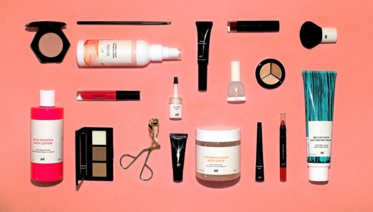 h&m beauty products