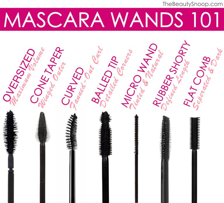Mascara wands