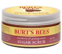burts bees scrub