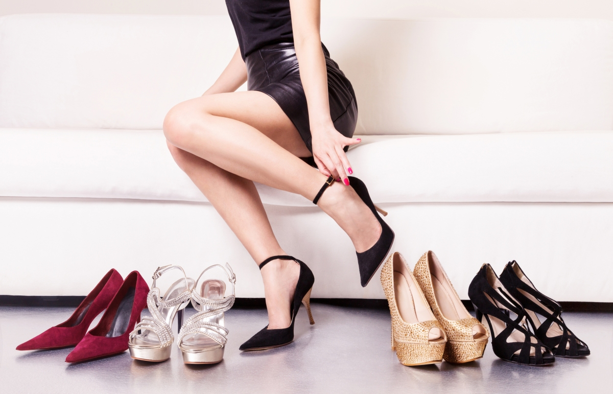Ways You Can Make Wearing High Heels Less Painful!