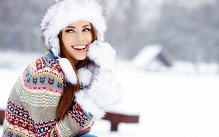 girl winter 2