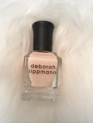deborah lippmann nail polish in baby love
