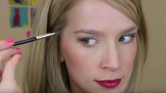leighann says eye shadow makeup