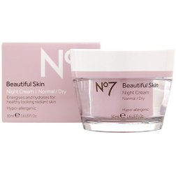 boots no 7 normal skin night cream