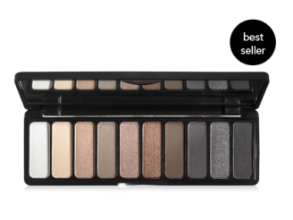 E.L.F. smoky eyeshadow palette