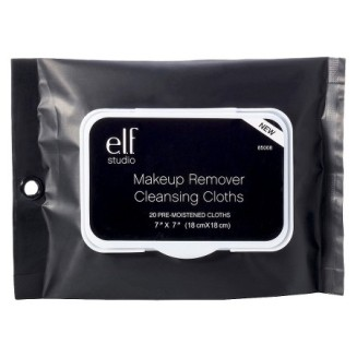 ELF makeup remover wipes