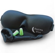 eye mask and ear plugs travel