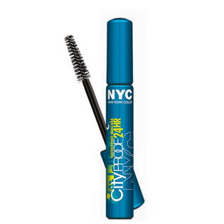 NYC Colors 24 hour waterproof mascara