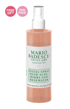 mario badescu facial spray aloe herb rosewater
