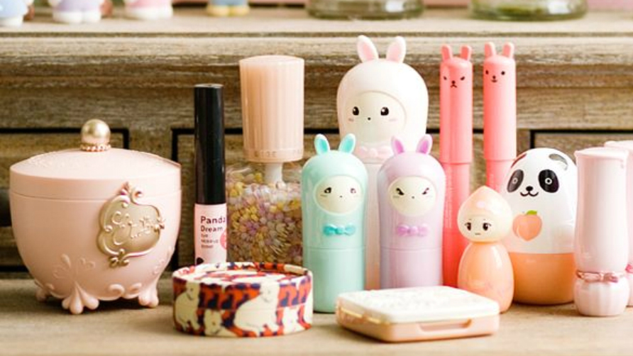 The Most Adorable Beauty Products Fashionistabudget