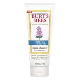 burts bees hydration face wash