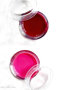 lipstick lip balm in a container