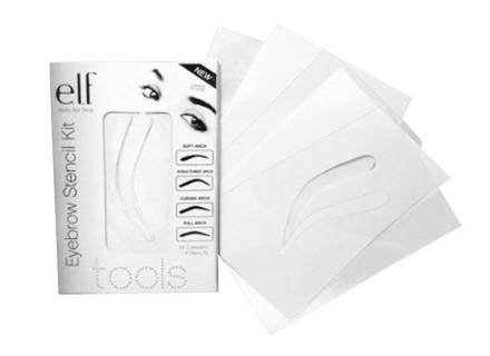 elf eyebrown stencil kit