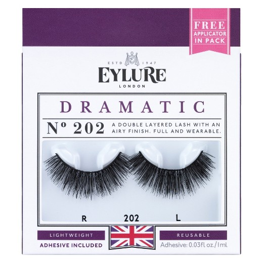 eyelure double layered false eyelashes