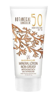 australian gold sunblock non greasy lotion