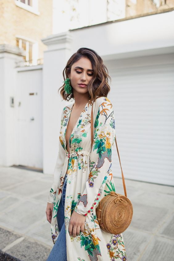 dress with jeans