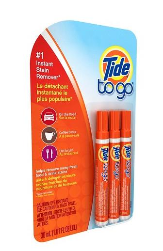 tide sticks stain remover