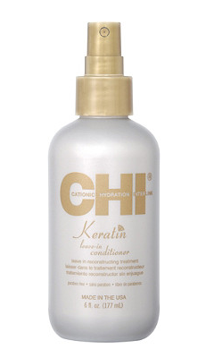 chi keratin conditioner reconstructing treatment