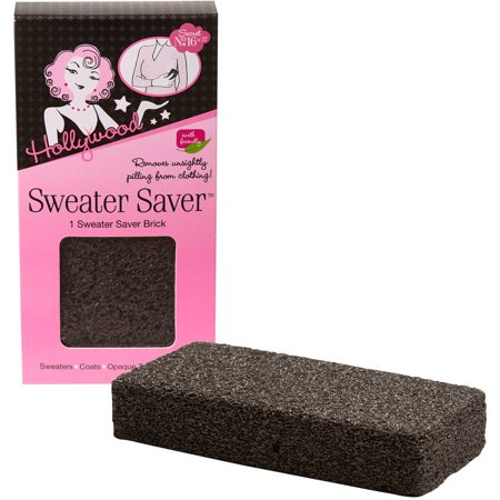 hollywood fashion secrets sweater saver brick pumice