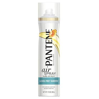 pantene hair spray